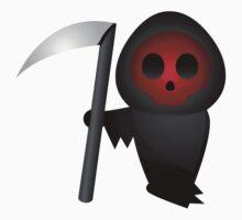 Halloween Reaper Kids Clothes