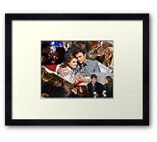 Caskett Always Framed Print