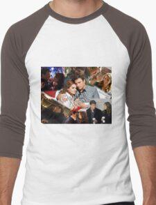 Caskett Always Men's Baseball ¾ T-Shirt