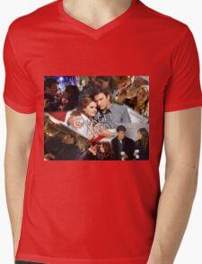 Caskett Always Mens V-Neck T-Shirt