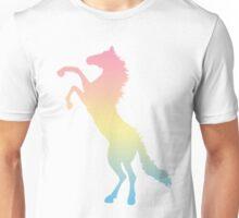 Pastel Horse Unisex T-Shirt