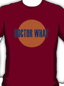 Doctor What T-Shirt