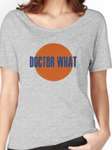 Doctor What Women's Relaxed Fit T-Shirt