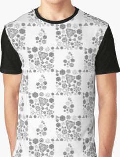 Candle Made of Snowflakes 3 Graphic T-Shirt