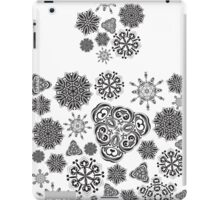 Candle Made of Snowflakes 3 iPad Case/Skin