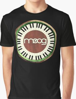 Vintage Old Moog  Graphic T-Shirt