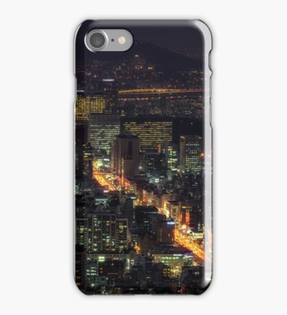 Seoul Flows iPhone Case/Skin