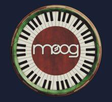 Vintage Old Moog  One Piece - Long Sleeve