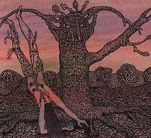 The Hanged Woman by darkallegiance6