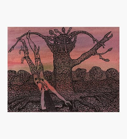 The Hanged Woman Photographic Print