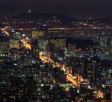 Seoul Flows by aaronchoi