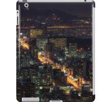 Seoul Flows iPad Case/Skin