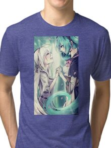 Thousand Year Lullaby (shirt) Tri-blend T-Shirt