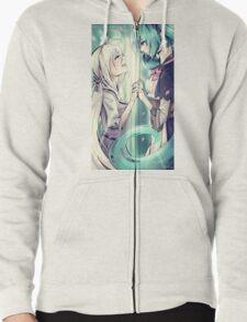 Thousand Year Lullaby (shirt) Zipped Hoodie