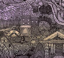 Map - Fantasy - Two Portals by darkallegiance6