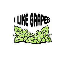 Grapes fruit fruit natural Photographic Print