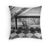 Sicily (Italy) Throw Pillow