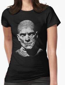 Mummy (1932) Design Womens Fitted T-Shirt