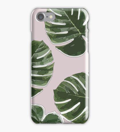 Palm Leaf iPhone Case/Skin
