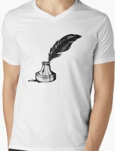 Inkwell  Mens V-Neck T-Shirt