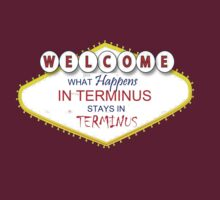 What Happens in Terminus... - The Walking Dead by CH4G