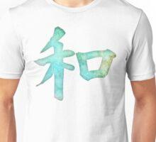 Harmony Kanji Unisex T-Shirt