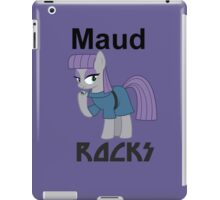 Maud Rockz! iPad Case/Skin