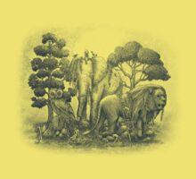 Midnight in the Stone Garden Baby Tee