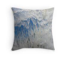 Beneath The Waves 1 Throw Pillow