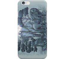 Midnight in the Stone Garden iPhone Case/Skin