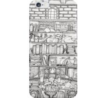 The Philosophers Study. iPhone Case/Skin