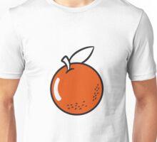 Orange fruit fruit natural Unisex T-Shirt