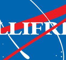 Gallifrey (Blue) Sticker