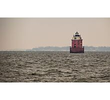 Little Red Lighthouse Photographic Print