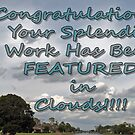 clouds banner 2 by BCallahan
