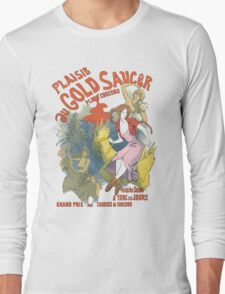 Plaisir au Gold Saucer Long Sleeve T-Shirt
