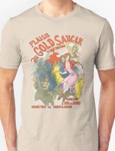 Plaisir au Gold Saucer Unisex T-Shirt
