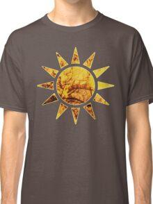 Sun Yellow Classic T-Shirt