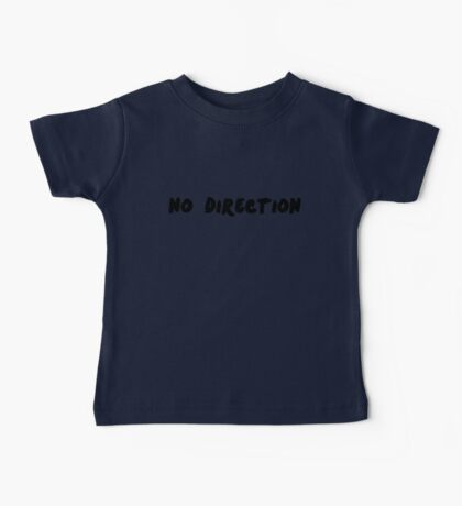 No Direction Baby Tee