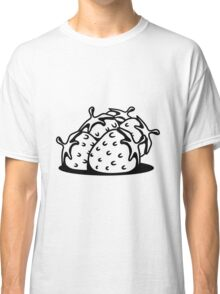 Strawberry fruit sweet bio Classic T-Shirt