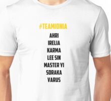 Team Ionia League of Legends Unisex T-Shirt