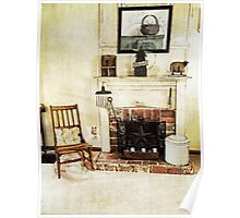 Home is where the hearth is Poster