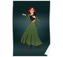 Disney Willow Poster