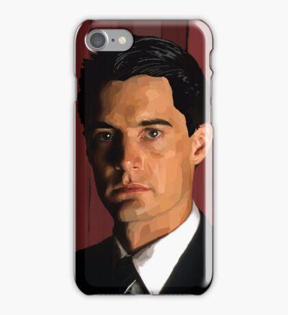 Agent Dale Cooper iPhone Case/Skin
