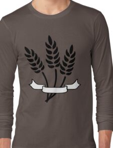 Wheat and Banner Long Sleeve T-Shirt