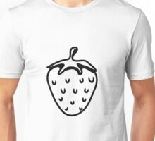 Strawberry fruit organic fruit Unisex T-Shirt