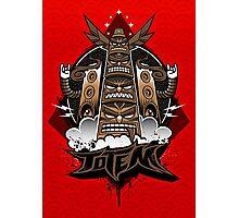 Totem Graff Photographic Print