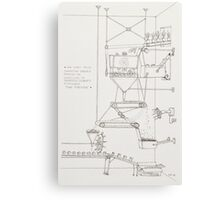 The Thyme Machine. Canvas Print