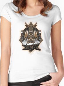 Totem Graff Women's Fitted Scoop T-Shirt