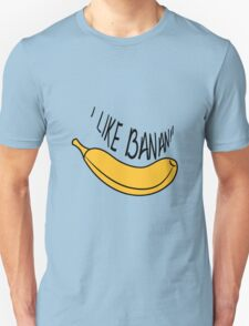 Banana fruit fruit tasty T-Shirt